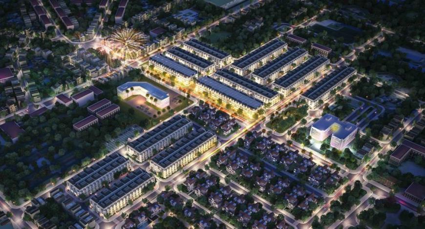 Image result for khu đô thị phối cảnh đẹp