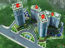 Phối cảnh dự án K35 Tân Mai