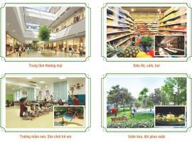 Tiện ích đa dạng tại dự án K35 Tân Mai