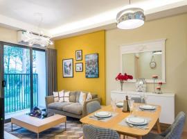 Phòng khách tại dự án K35 Tân Mai