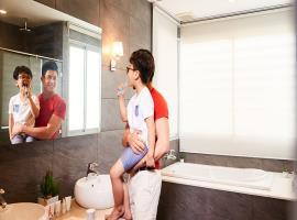 Phòng tắm tại dự án K35 Tân Mai