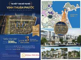 Vị trí dự án KĐT Thuận Phước