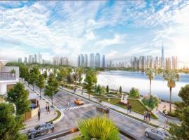 Không gian sống dự án Cát Tường Golden River Resid