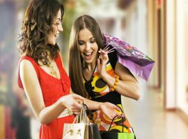 Trung tâm mua sắm tại dự án