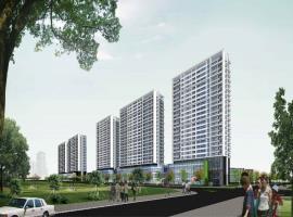 Phối cảnh tổng quan dự án Khai Sơn