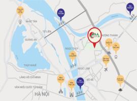 Vị trí dự án Khai Sơn