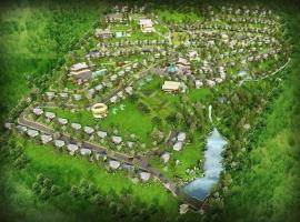 Tổng thể dự án Ohara Villas Resort