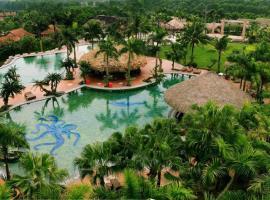 Không gian thư giãn tai dự án Ohara Villas Resort