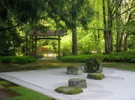 Không gian xanh tại dự án Ohara Villas Resort