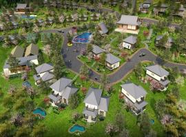 Kiến trúc đẹp mộng mơ tại dự án Ohara Villas Resor