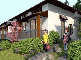 Hình ảnh biệt thự mẫu 2 dự án Ohara Villas Resort