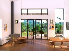 Hình ảnh biệt thự mẫu 7 dự án Ohara Villas Resort