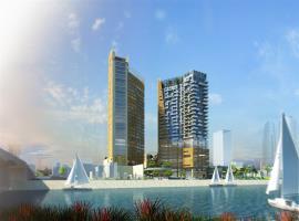 Phối cảnh dự án Hilton Bạch Đằng