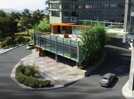 Không gian xanh tại dự án Hilton Bạch Đằng