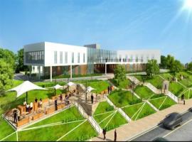 Thư viện tổng hợp tại dự án Hilton Bạch Đằng