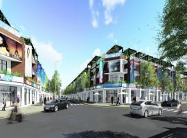Trung tâm mua sắm tại dự án Hilton Bạch Đằng