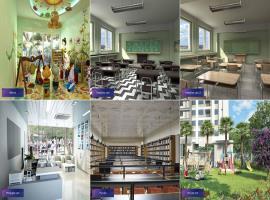 Tiện ích xung quanh dự án Tecco Lào Cai