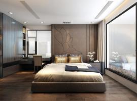 Phòng ngủ mẫu 2  tại dự án Quinter Residence