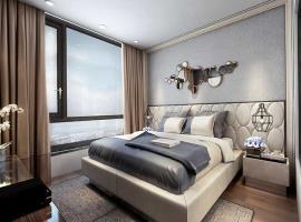 Phòng ngủ tại dự án Quinter Residence