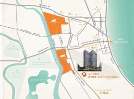 Vị trí dự án Quinter Residence