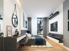 Hình ảnh 1 căn hộ tại chung cư Bohemia Nguyễn Huy