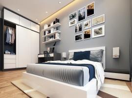 Hình ảnh 3 căn hộ tại chung cư Bohemia Nguyễn Huy