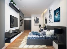Hình ảnh 4 căn hộ tại chung cư Bohemia Nguyễn Huy