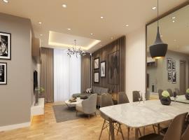Hình ảnh 5 căn hộ tại chung cư Bohemia Nguyễn Huy