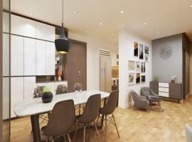 Hình ảnh 7 căn hộ tại chung cư Bohemia Nguyễn Huy