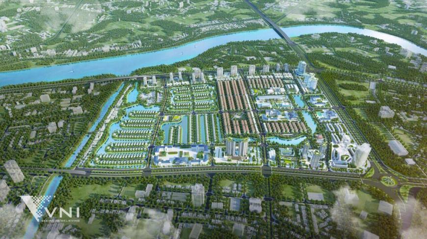 Phối cảnh dự án Vihomes Star City