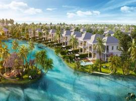 Biệt thự tại dự án KN Paradise Cam Ranh