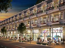 Nhà ở liền kề thương mại tại dự án KN Paradise Cam