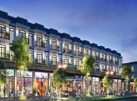 Nhà phố thương mại tại dự án KN Paradise Cam Ranh