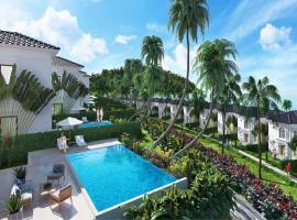 Bể bơi tại dự án KN Paradise Cam Ranh