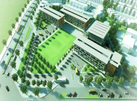 Trường học liên cấp tại dự án The Manor Central Pa