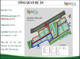 Tổng quan dự án Rosita Garden Khang Điền