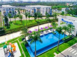 Bể bơi tại dự án Rosita Garden Khang Điền