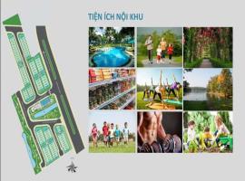 Tiện ích nội khu dự án Rosita Garden Khang Điền