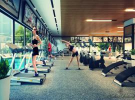 Gym, spa tại dự án Eurowindow river park