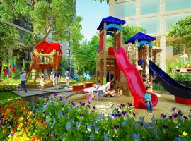 Khu vui chơi cho trẻ dự án Eurowindow river park