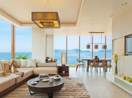 Phòng khách tại dự án Sunshine Group