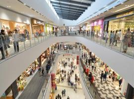 Trung tâm mua sắm tại dự án The Pegasuite 2