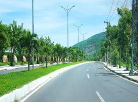 Hệ thống cây xanh tại dự án golden bay cam ranh