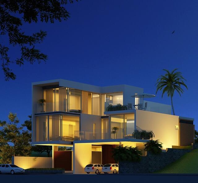Biệt thự tại dự án Sentosa Villa