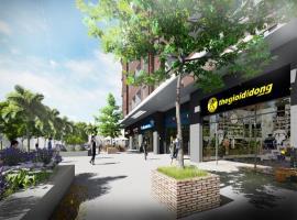 Trung tâm thương mại, shophouse tại dự án The Park
