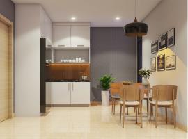 Phòng bếp  tại dự án The Parkland