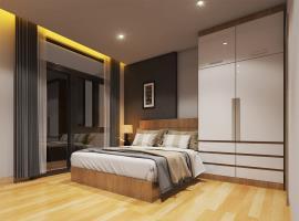 Phòng ngủ 2 tại dự án The Parkland