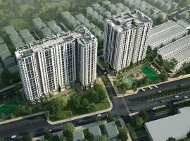 Chung cư CTL Tower, Quận 12, TP HCM