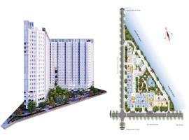Phối cảnh dự án Marina Riverside