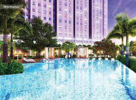 Bể bơi tại dự án Marina Riverside